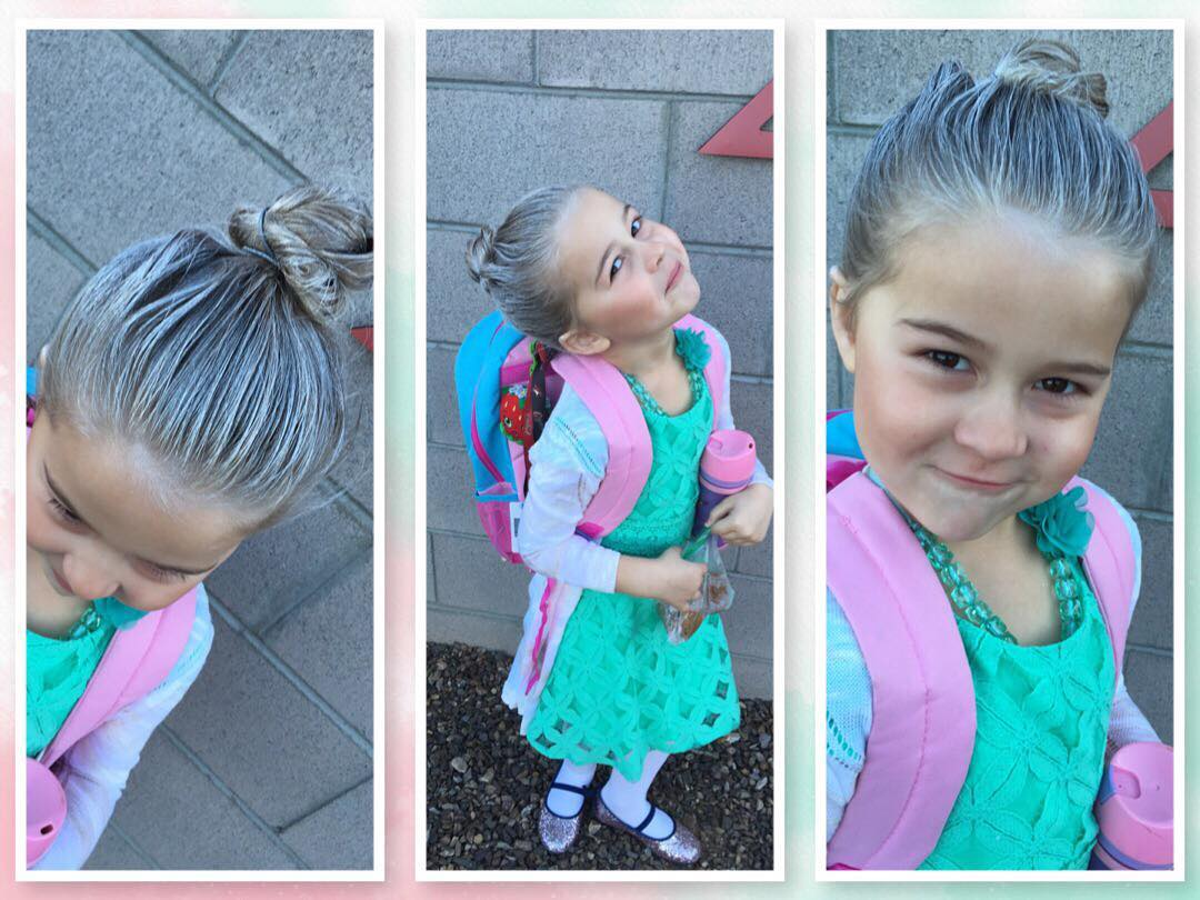 first 100th day of school