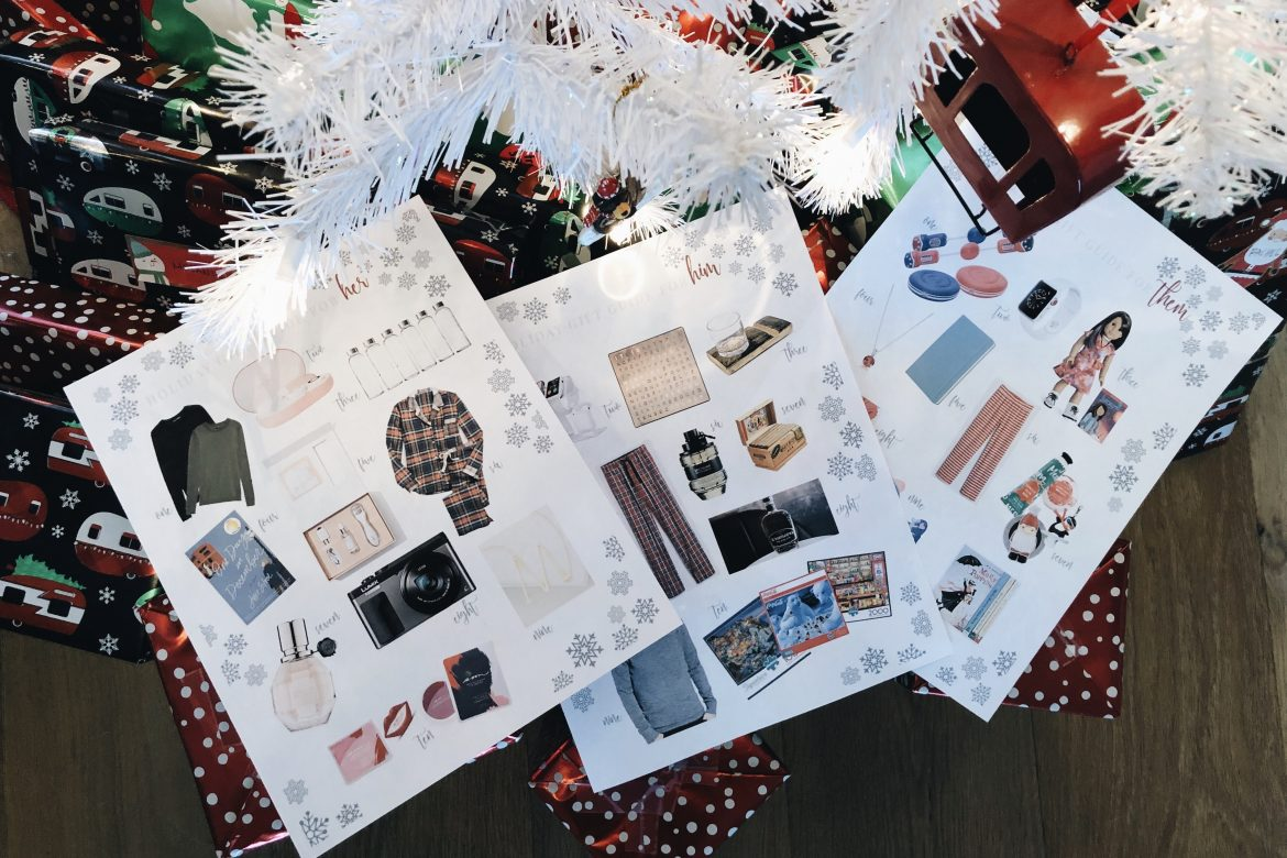 8891c9b70973 Melanie Jeanne's Holiday Gift Guide 2018