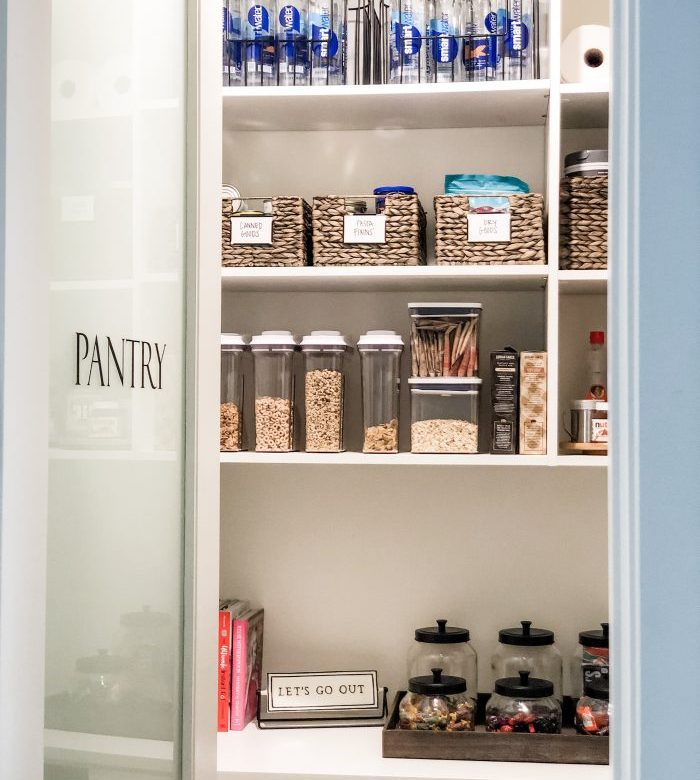 Room By Room – Pantry